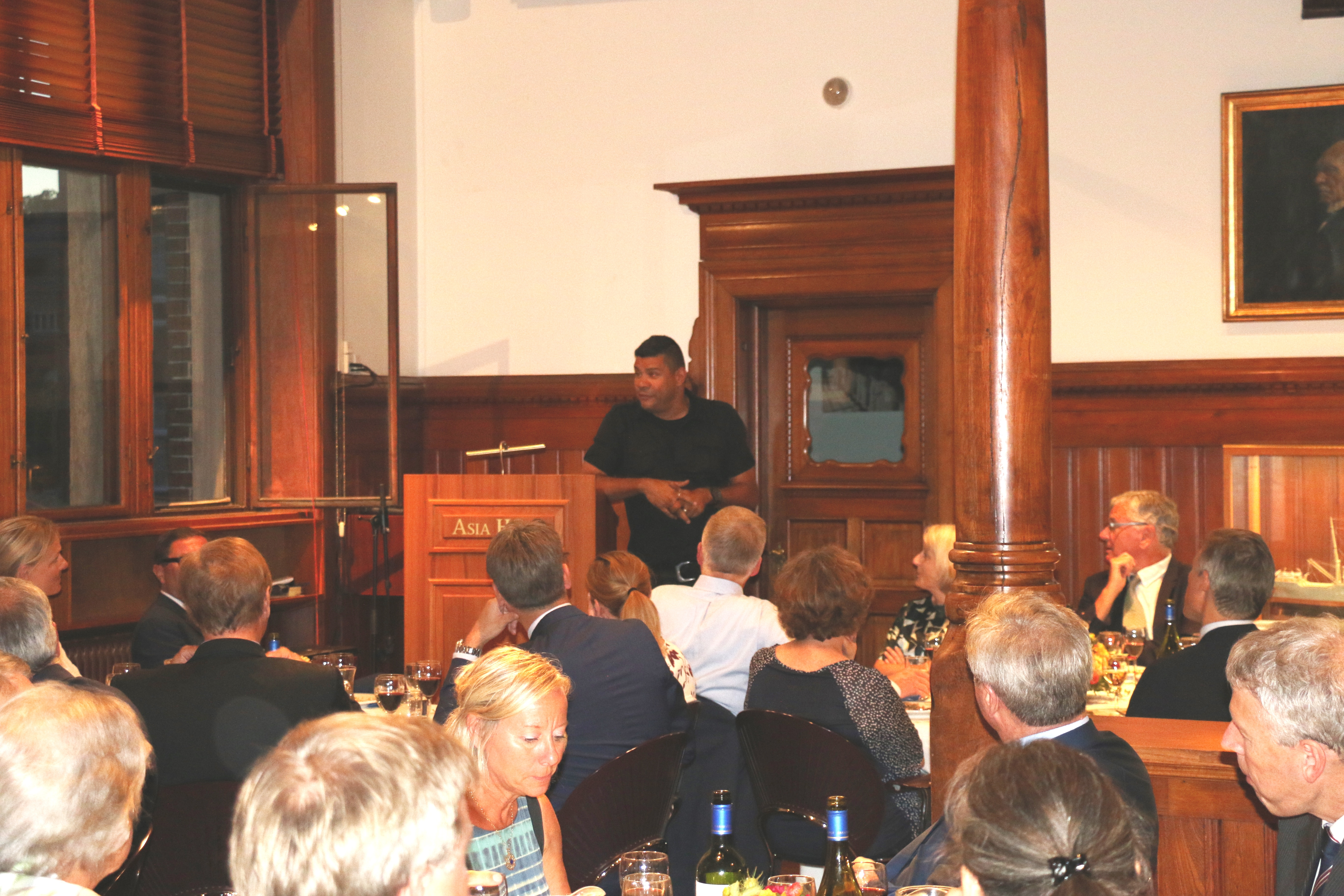 The Annual Ambassador Dinner in Asia House - a great success