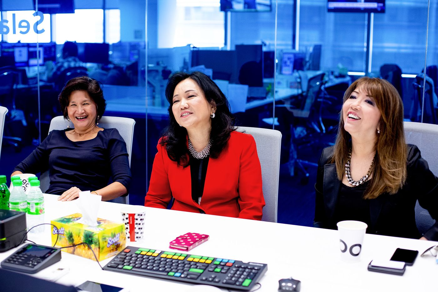14.08.18: Malaysias female investment bankers - Asia House